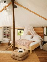 French Country Farmhouse Bedroom Decorating Ideas