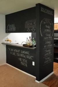 35 Creative Chalkboard Ideas For Kitchen Dcor - Interior ...