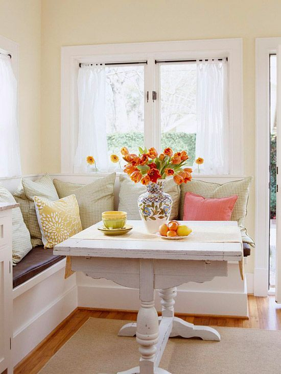 nook seating ideas