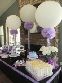 36 Cute Balloon Dcor Ideas For Baby Showers - DigsDigs