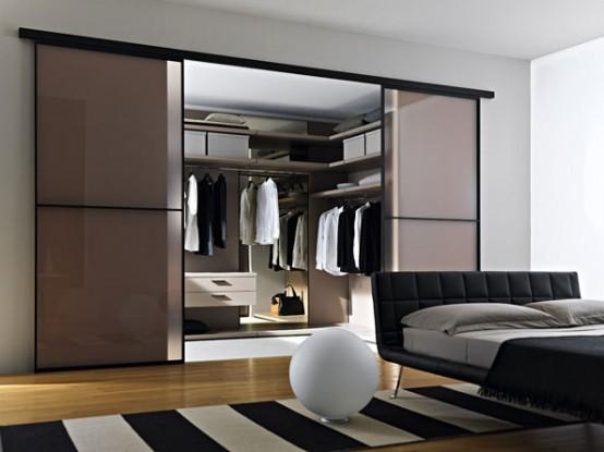 Doc mobili s modern walk in closets digsdigs