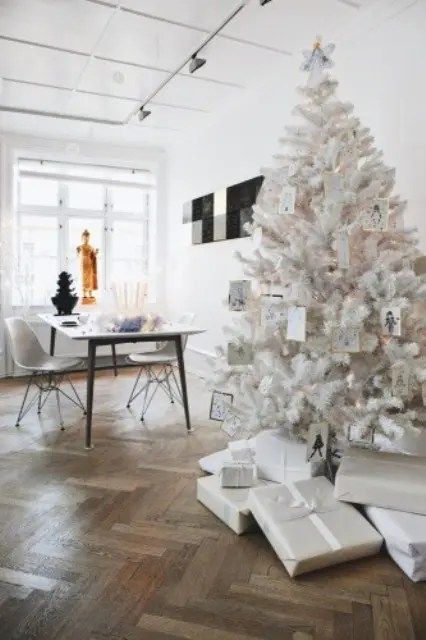 Black Plaid Wallpaper 33 Exciting Silver And White Christmas Tree Decorations