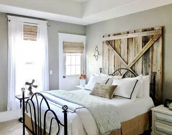 37 Farmhouse Bedroom Design Ideas that Inspire - DigsDigs - farmhouse bedroom ideas