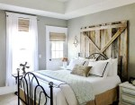 Farmhouse Bedroom Headboard