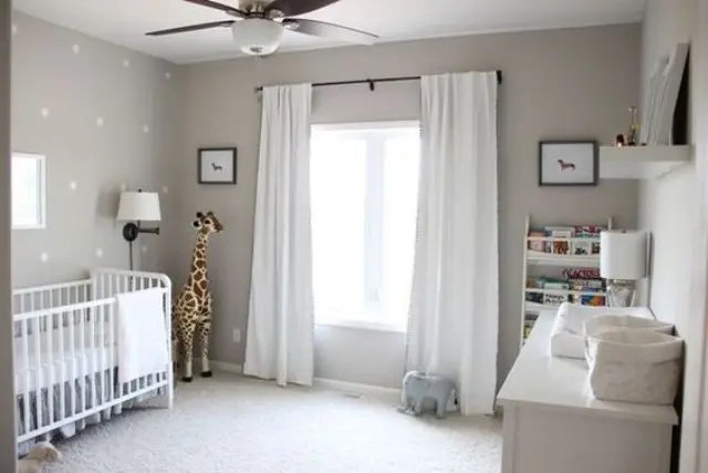 Wallpaper Ideas For Baby Girl Nursery 34 Gender Neutral Nursery Design Ideas That Excite Digsdigs