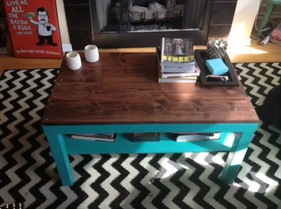 32 Great Ways To Include Ikea Lack Table Into Home Decor