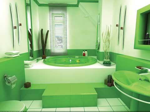71 Cool Green Bathroom Design Ideas - DigsDigs - green bathroom ideas