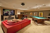 77 Masculine Game Room Design Ideas