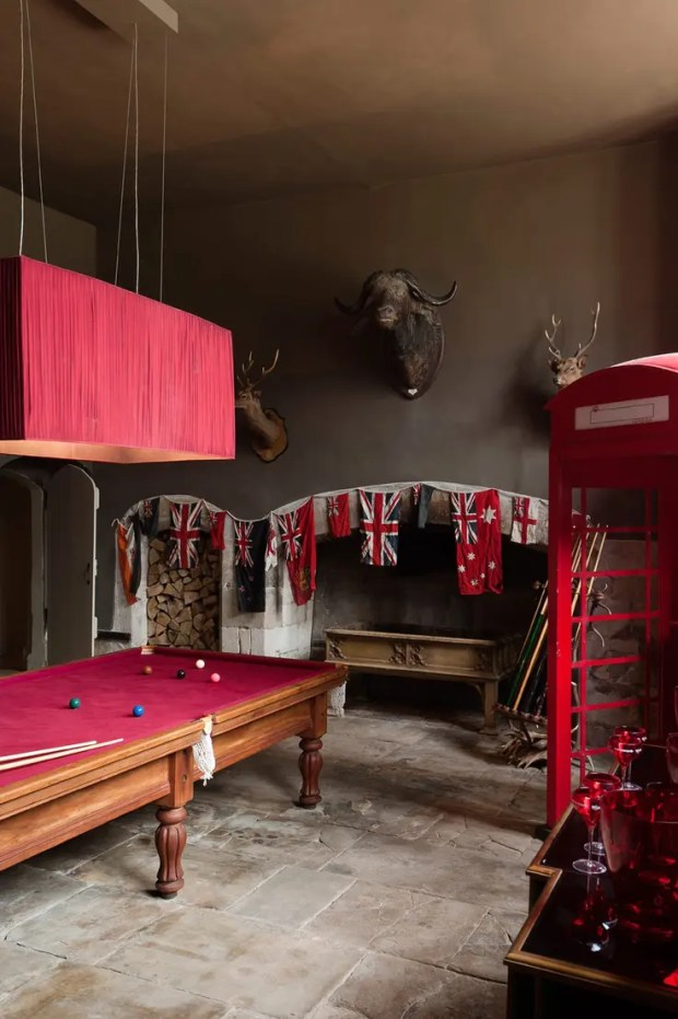 masculine game room design ideas