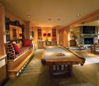 77 Masculine Game Room Design Ideas - DigsDigs