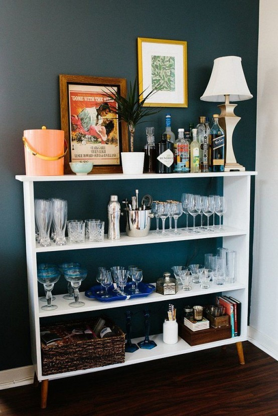 29 Mini Bar Designs That You Should Try For Your Home - DigsDigs - home mini bar ideas