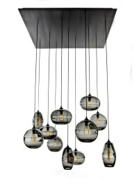 Modern And Stylish Clear Band Pendant Lamps Collection ...