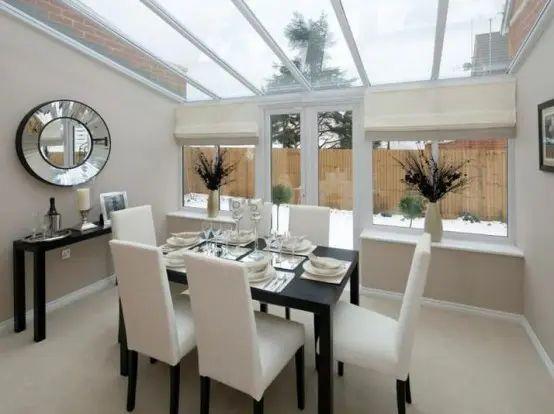 24 modern and stylish sunroom design ideas