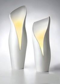 Modern Ceramic Lamps By Mamati - DigsDigs