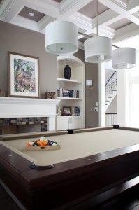 5 Outstanding Billiard Room Designs   DigsDigs