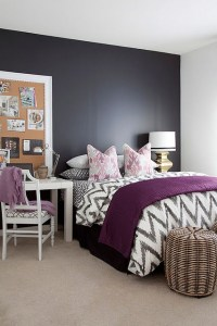 Purple Accents In Bedrooms  51 Stylish Ideas - DigsDigs