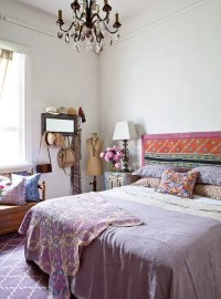 UNDER COVERS: Boho-Chic Bedroom Ideas