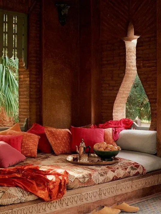 51 Relaxing Moroccan Living Rooms - DigsDigs - moroccan style living room