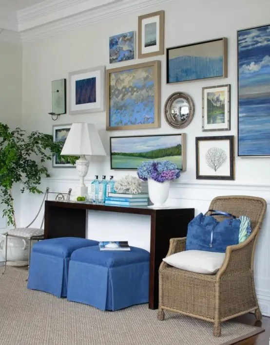 37 Sea and Beach Inspired Living Rooms - DigsDigs - beach style living room