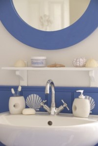44 Sea-Inspired Bathroom Dcor Ideas - DigsDigs