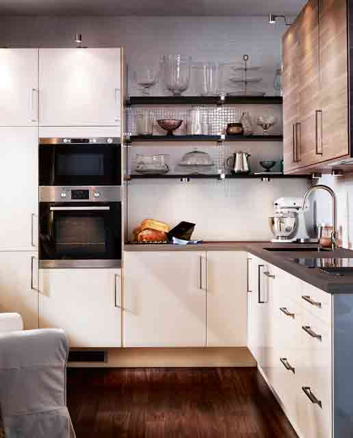 33 Cool Small Kitchen Ideas - DigsDigs - small kitchen ideas pictures