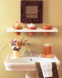 73 Practical Bathroom Storage Ideas - DigsDigs
