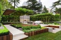 Stylish Modern Garden And Terrace Design By Nathan Burkett ...