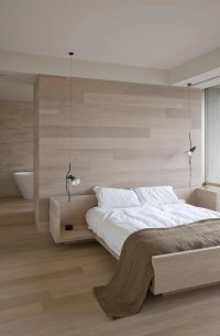 34 Stylishly Minimalist Bedroom Design Ideas | DigsDigs