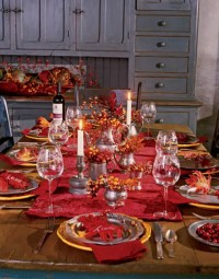 Thanksgiving Decor In Natural Autumn Colors | DigsDigs