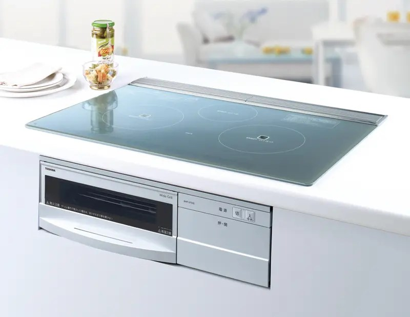 New Toshiba Built In Ih Cooking Heaters Digsdigs