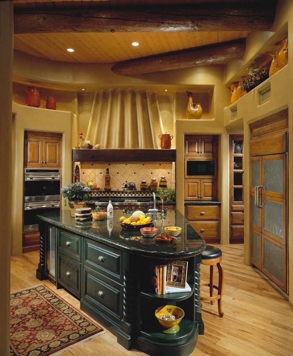 64 Unique Kitchen Island Designs