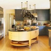 64 Unique Kitchen Island Designs - DigsDigs
