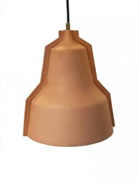 Unique Lloyd Handmade Leather Lamp - DigsDigs