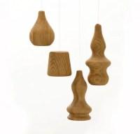 Unusual Wood Pendant Lamps | DigsDigs