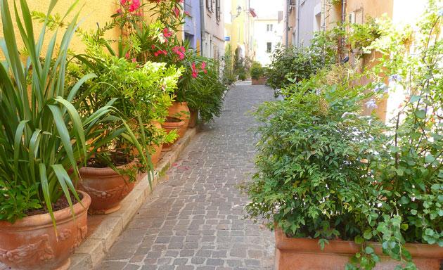 mouans-sartoux-village