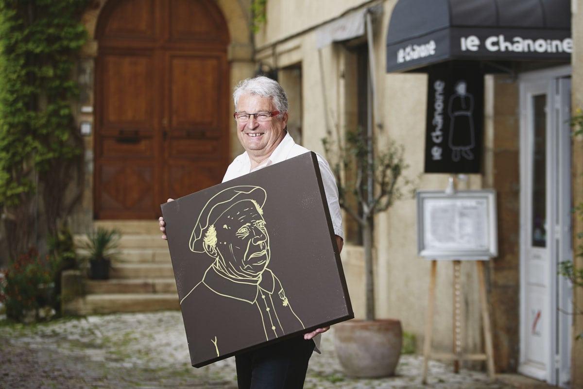 Dijon: le Chanoine fait le Max