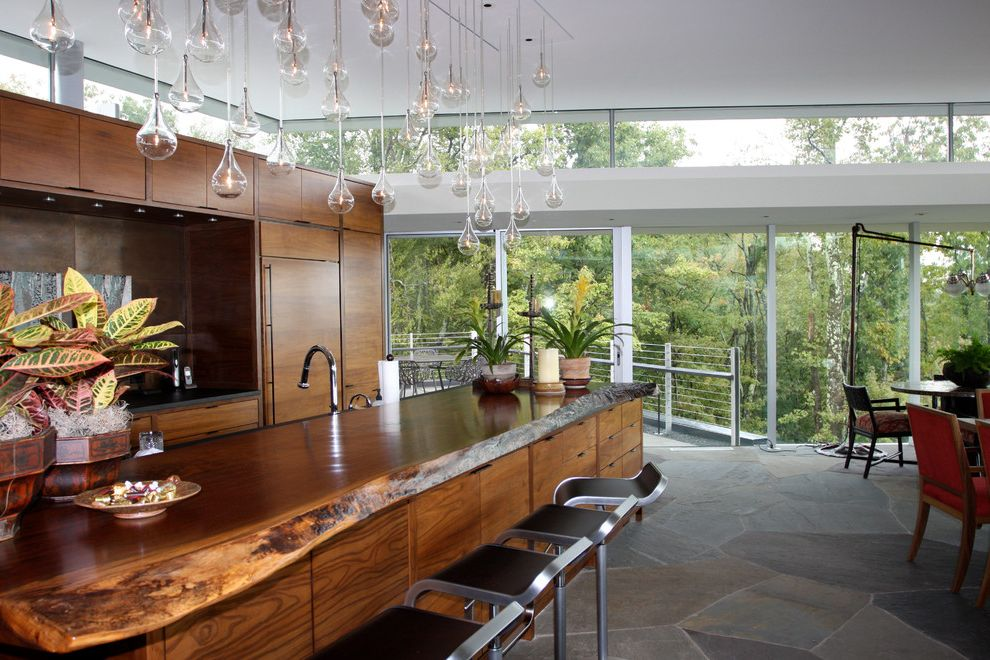 Kitchens with Clerestory Windows for Contemporary Kitchen