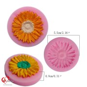 Sunflower-Chocolate-Candy-Jello-3D-silicone-soap-Mould-Cartoon-Figre-Chocolate-Fondant-cake-tools-kitchen-baking