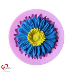 Sunflower Silicone Molds