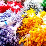 stamen, stamens, artificial flower stamens, artificial stamens, artificial flower making