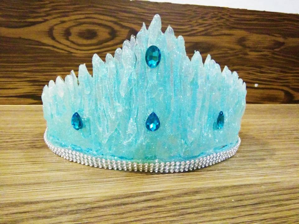ice crown tutorial