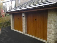 Steel Garage Doors Manchester | Metal Garage Doors ...