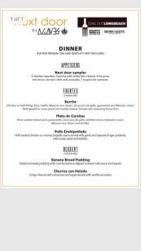Dine Out Long Beach, Restaurant Week 2.0  Long Beach ...