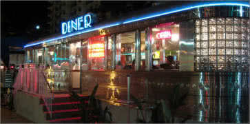 Retro Diners Food Around Me Diners Drive Ins Dives