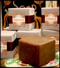 Abbey Brown Pumpkin Soap