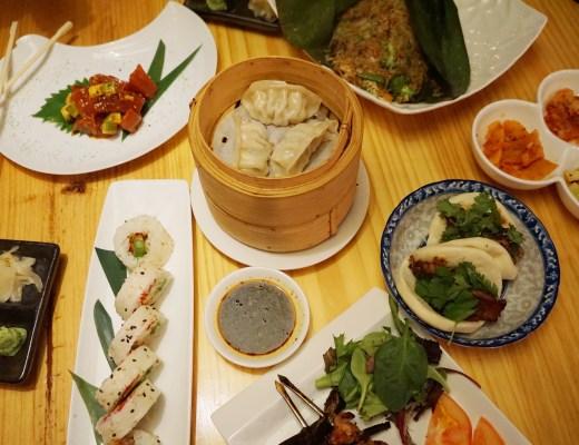 street ATX Dumplings, Buns, Sushi, Poke and Fried Rice