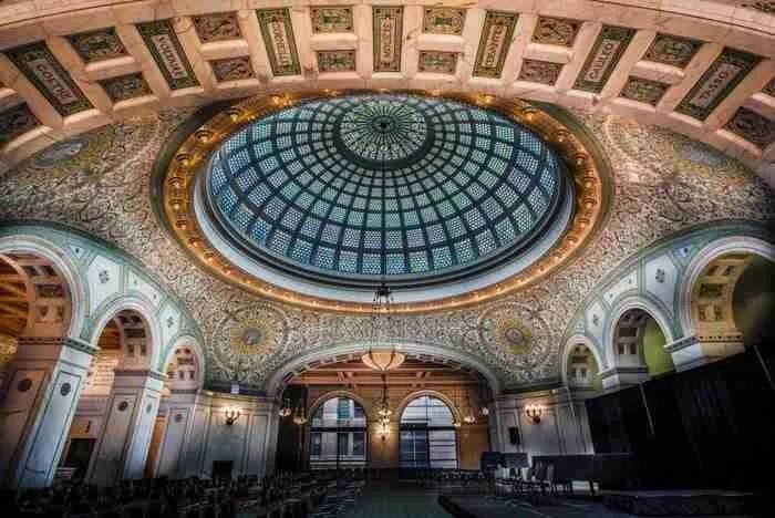 Πολιτιστικό Κέντρο του Σικάγο, Σικάγο, Ιλινόις