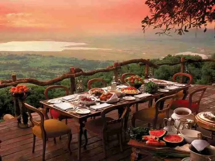Ngorongoro Crater Lodge & Beyond, Τανζανία