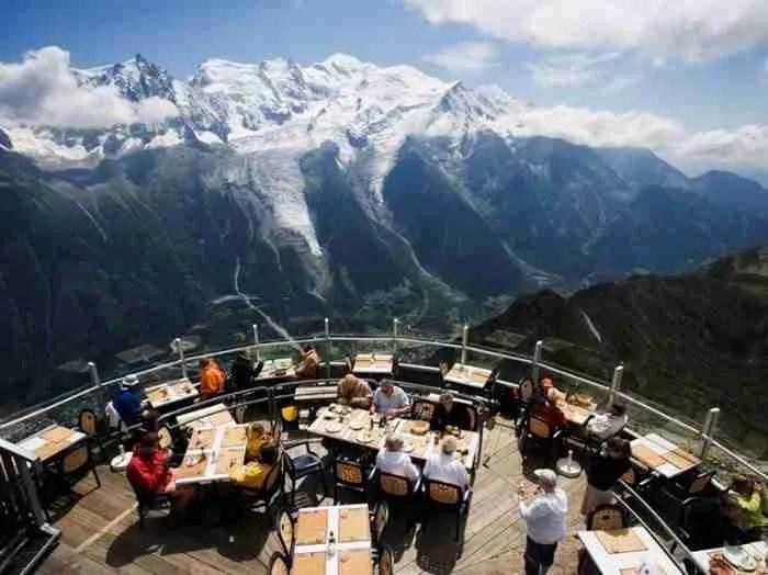 Le Panoramic στο Chamonix, Γαλλία