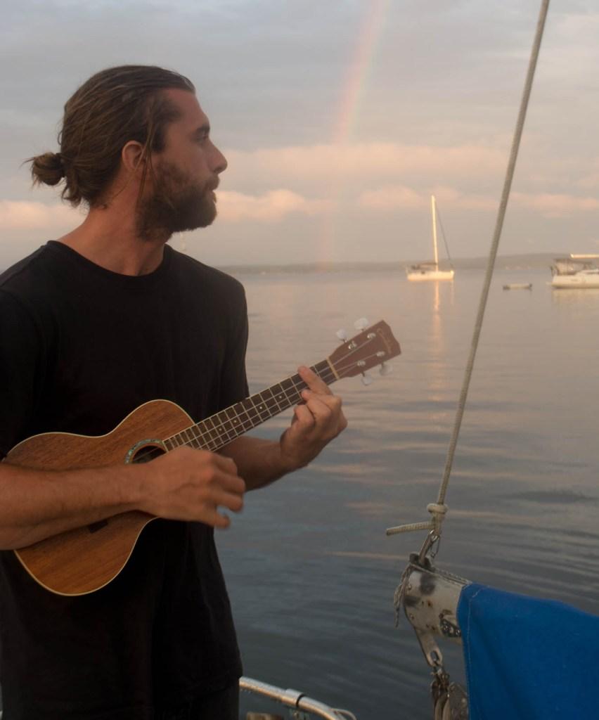 live aboard, sailing blog, sailing lake champlain